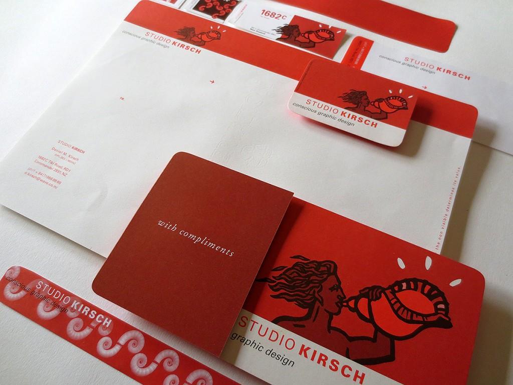 kirsch-stationery-range