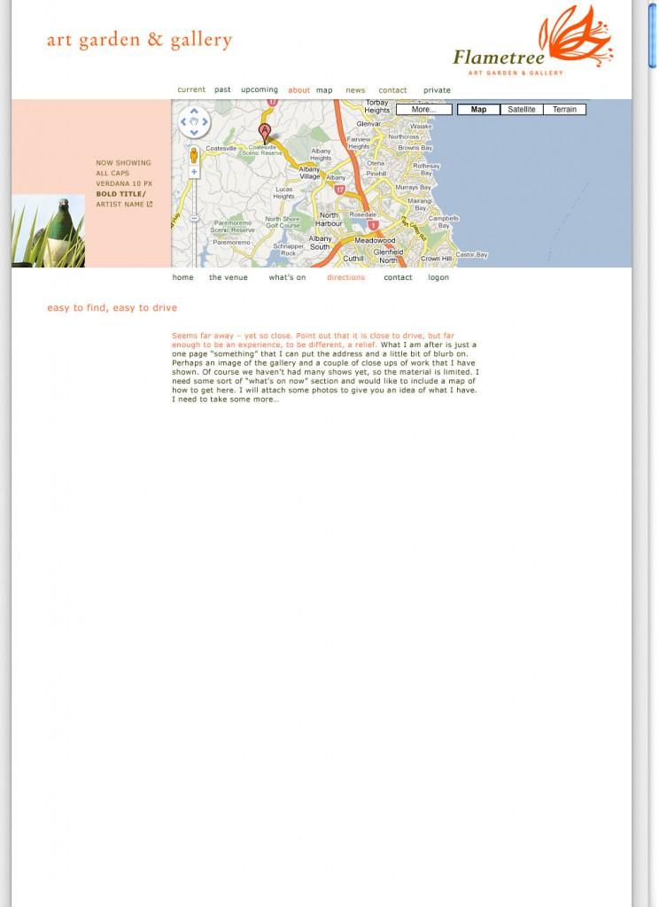 flametree-web-directions